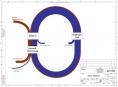 Sankey Diagramm Masse